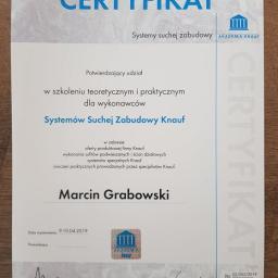 MGR Marcin Grabowski - Malarz Warszawa