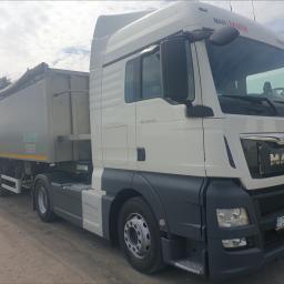 FIRMA USŁUGOWA SZYMON PIGLA - Firma transportowa Kuślin