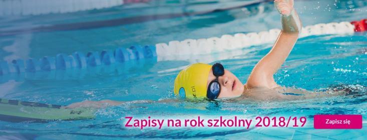Szkoła Pływania Aligator - Nauka pływania Kraków