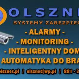 PHU OLSZNET Systemy Zabezpieczeń - Montaż Anteny Satelitarnej Świdwin
