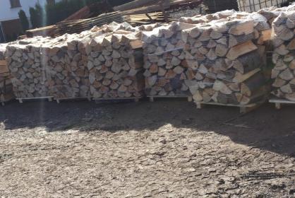 FH Ślusarz Łukasz - Drewno kominkowe Sułkowice