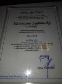 FHU KATARZYNA SYGNOWSKA - Agencja nieruchomości Dźwirzyno
