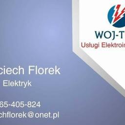 WOJ-TECH Usługi Elektroinstalacyjne Wojciech Florek - Projektant instalacji elektrycznych Wola gałęzowska