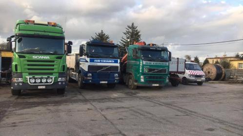 AN-TRANS Transport Ciężarowy Łachinowicz Anna - Firma transportowa Łęgowo