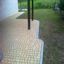 Romplast - Kostka betonowa Tymbark