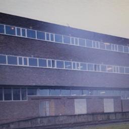 Wymiana okien w budynku Zakładów Chemicznych Police