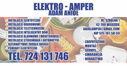 Elektro-AmpeR - Ekologiczne Źródła Energii Wierzbie