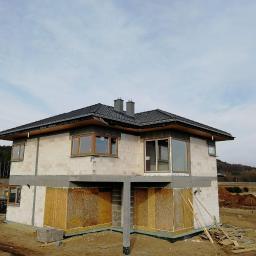 DACH-DEKER Miłosz Świtała - Konstrukcja Dachu Żnin