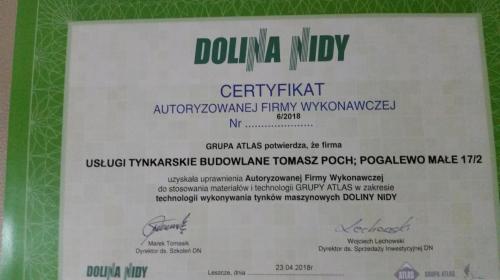 Usługi tynkarskie - Elewacje Brzeg Dolny
