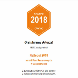 ARTIX - Firma remontowa Mstów