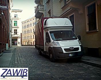 Zawib Express Bartłomiej Zawistowski - Firma transportowa Toruń