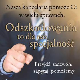 Kancelaria Odszkodowawcza MERCES - Radca prawny Poznań