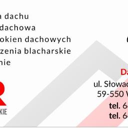 Usługi Dekarskie Damian Rudy - Usługi Budowlane Wojcieszów