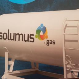 Solumus Gas Sp. z o.o. - Dostawca Gazu Warszawa
