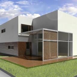 Projekty domów Katowice 5