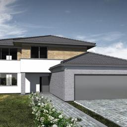 Projekty domów Katowice 3