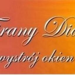 PPHU DIANA sklep internetowy www.firany-diany.pl - Zasłony na Wymiar Olesno