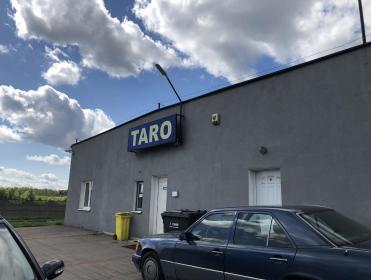 Przedsiębiorstwo Usług Komunalnych TARO Sp. z o.o. - Oczyszczanie ścieków, uzdatnianie wody Lisi ogon