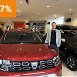 Dacia Duster z rabatem 7%