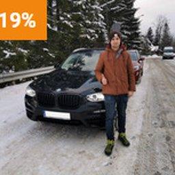 BMW X3 z rabatem 19%