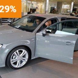 Audi A3 z rabatem 29%