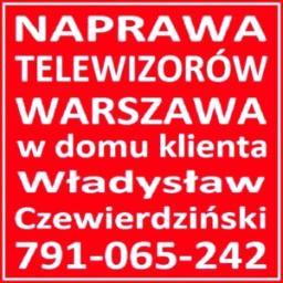 Naprawa Telewizorów Naprawa Monitorów Warszawa - Władysław Cyewierdziński - Serwis RTV Warszawa