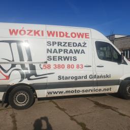 Moto-service widłowe - Serwisy Wózków Widłowych Starogard Gdański