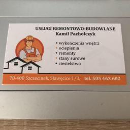 Firma Budowlana Kamil - Fundamenty Szczecinek