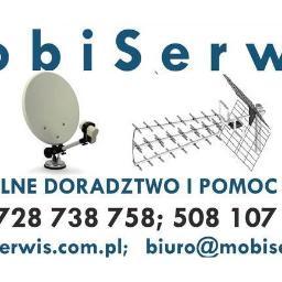 Mobiserwis - Montaż anten Skwierzyna