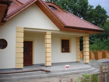Starmit - Zabudowa balkonu Stargard Szczeciński