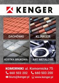 KENGER Przemysław Sadłocha - Wełna mineralna Komorniki