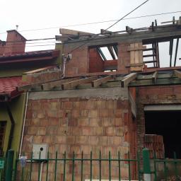 A tak zaczynaliśmy budowę domu w Sosnowcu