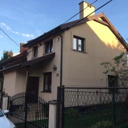 Nasza ostatnia realizacja - dom w Sosnowcu