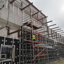 Konstrukcje dachowe Macdonalda w Zawierciu