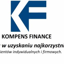 Kompens Finance - Kredyt gotówkowy Gliwice