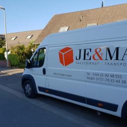 Je&Ma Transporte - Transport międzynarodowy do 3,5t Niederneisen