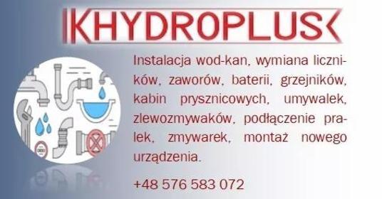 IK-HYDROPLUS IGOR KULIKOWSKI - Hydraulik Warszawa