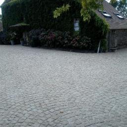 om.granit - Układanie kostki granitowej Gdańsk