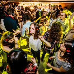Silent Disco by GOLDA - Agencje Eventowe Skierniewice