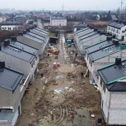 Inwestycja Michałowice