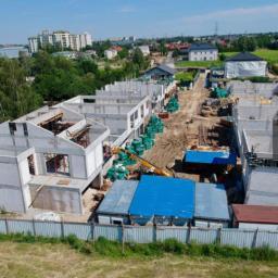 Budowa osiedla Warszawa