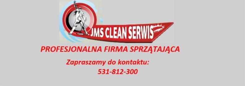 JMS CLEAN SERWIS - Pomoc domowa Karlin