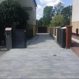 Ad-bruk - Montaż ogrodzenia Wola moszczenicka