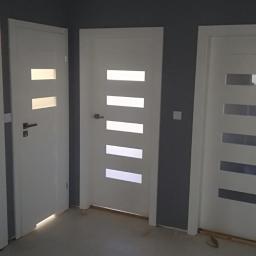 Usługi Montażowe Drzwi - Montaż Drzwi Wewnętrznych suwałki
