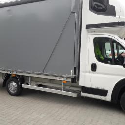 Speed Line - Firma transportowa Jastrzębie-Zdrój