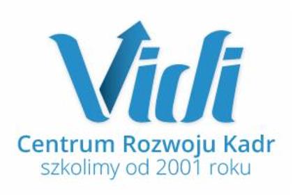 VIDI Centrum Rozwoju Kadr Tomasz Kubicius - Szkolenia HR Jastrzębie- Zdroj
