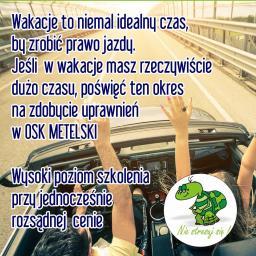 OSK METELSKI Krzysztof Metelski - Firmy Łomża