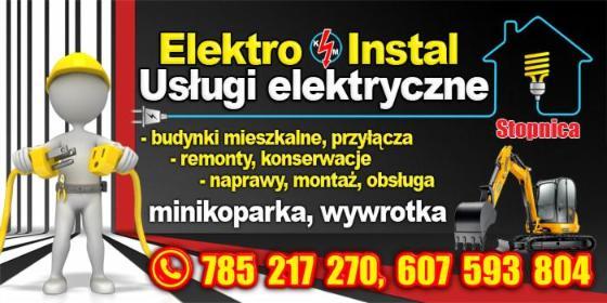 Elektryk Busko-Zdrój