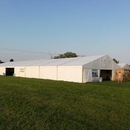 Wynajem namiotów Bierdzany 3