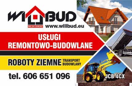 WILLBUD Usługi Remontowo Budowlane Bielski Dariusz - Konstrukcje Stalowe Kowale